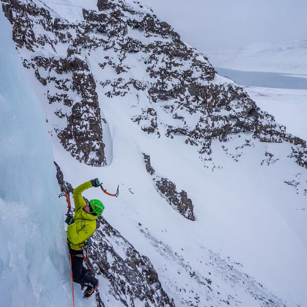Ice Climibing