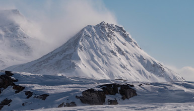 Greenland, discovering Kulusuk Island