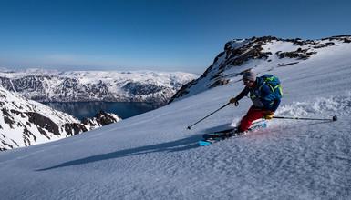 Ski trip in Norway -Le Finnmark