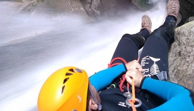 Canyoning and safety